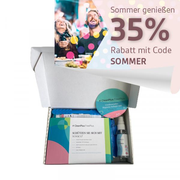 #CleanPlus FreePlus Hygiene-Box